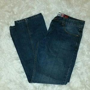 Mens Quik jeans size 33x32